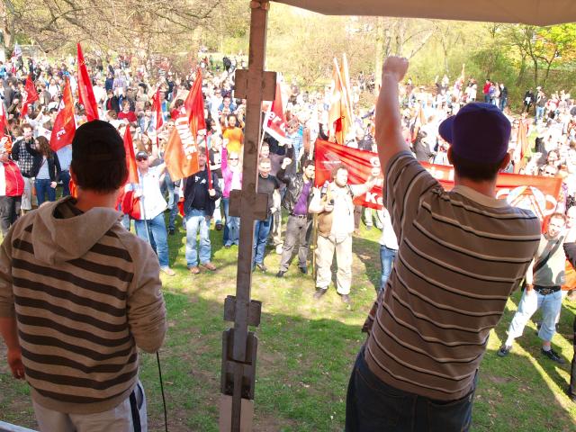 12. Antifa-Demo/Kundgebung