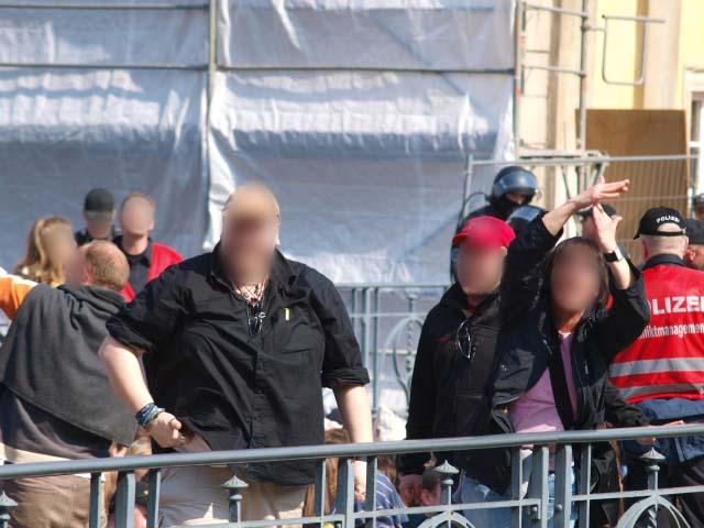 17. Antifa-Demo/Kundgebung
